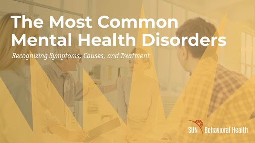 Most Common Mental Health Disorders