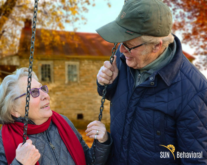 mental health and aging