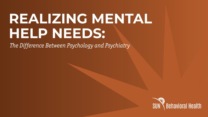 SUN-ArticleHeader Difference Between Psychiatry and Psychology