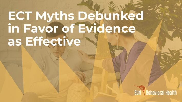 ECT Myths Debunked in Favor of Evidence as Effective